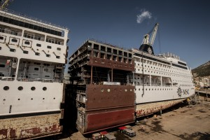 Cantiere MSC