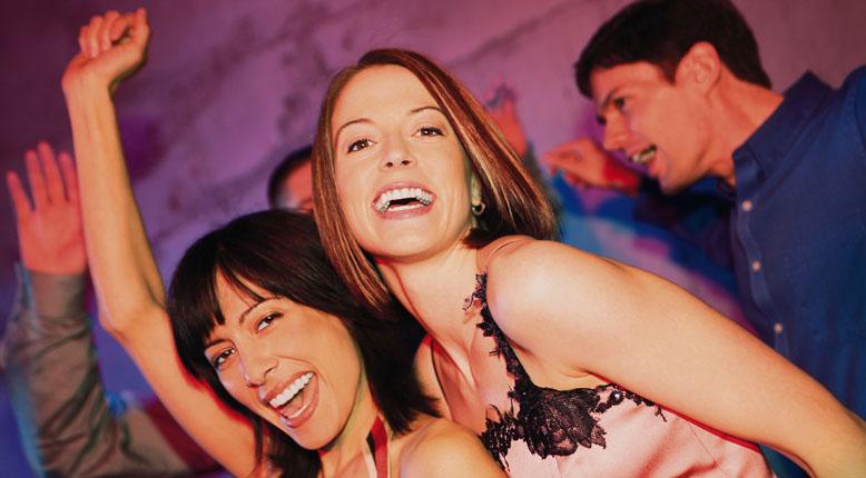 divertimento discoteca bordo