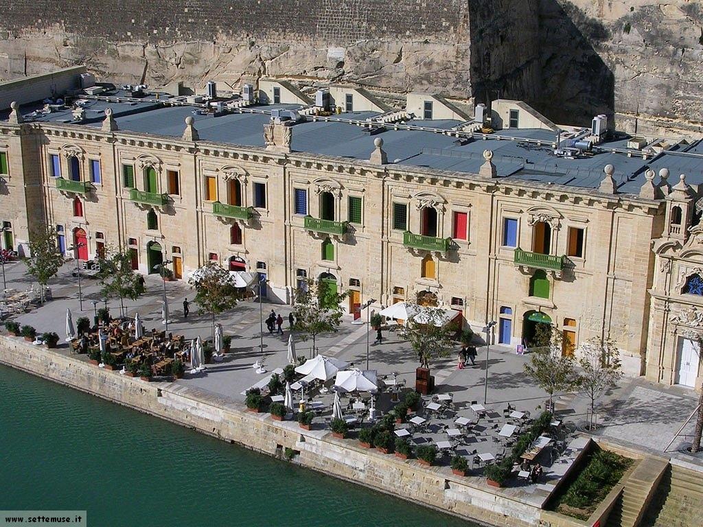 Malta un mix di colori sfumature essenze e tradizioni - Finestra sul mare malta ...