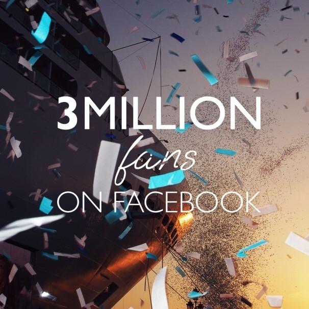 msc 3 milioni fb