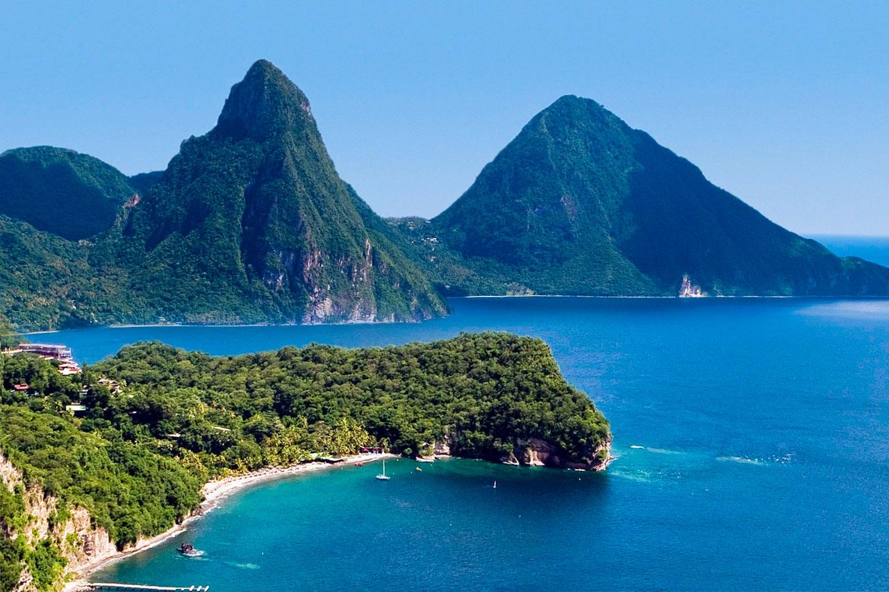 caraibi-St.Lucia