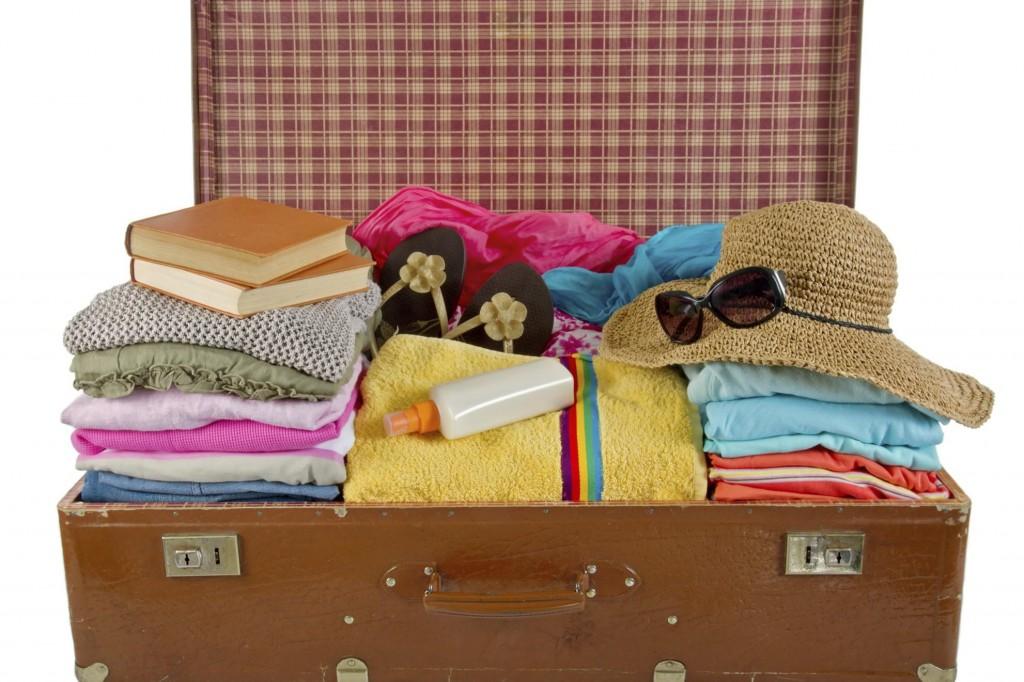 come preparare la valigia