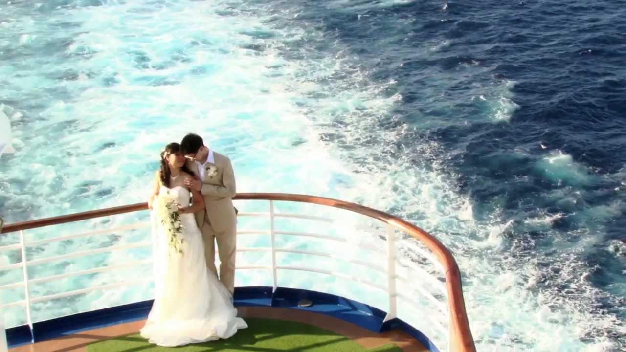 Nozze A Bordo Delle Navi Norwegian Con Wedding At Sea