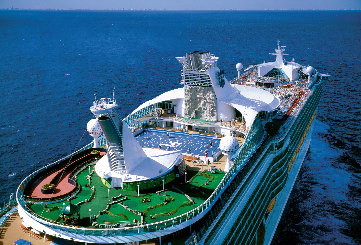 nave royal caribbean