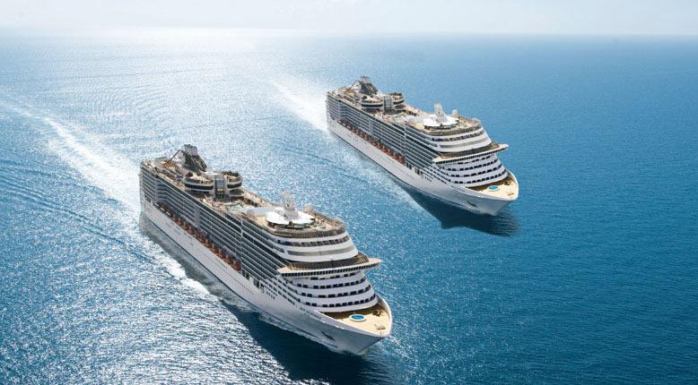 due navi msc