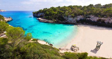 spiagge belle palma di maiorca