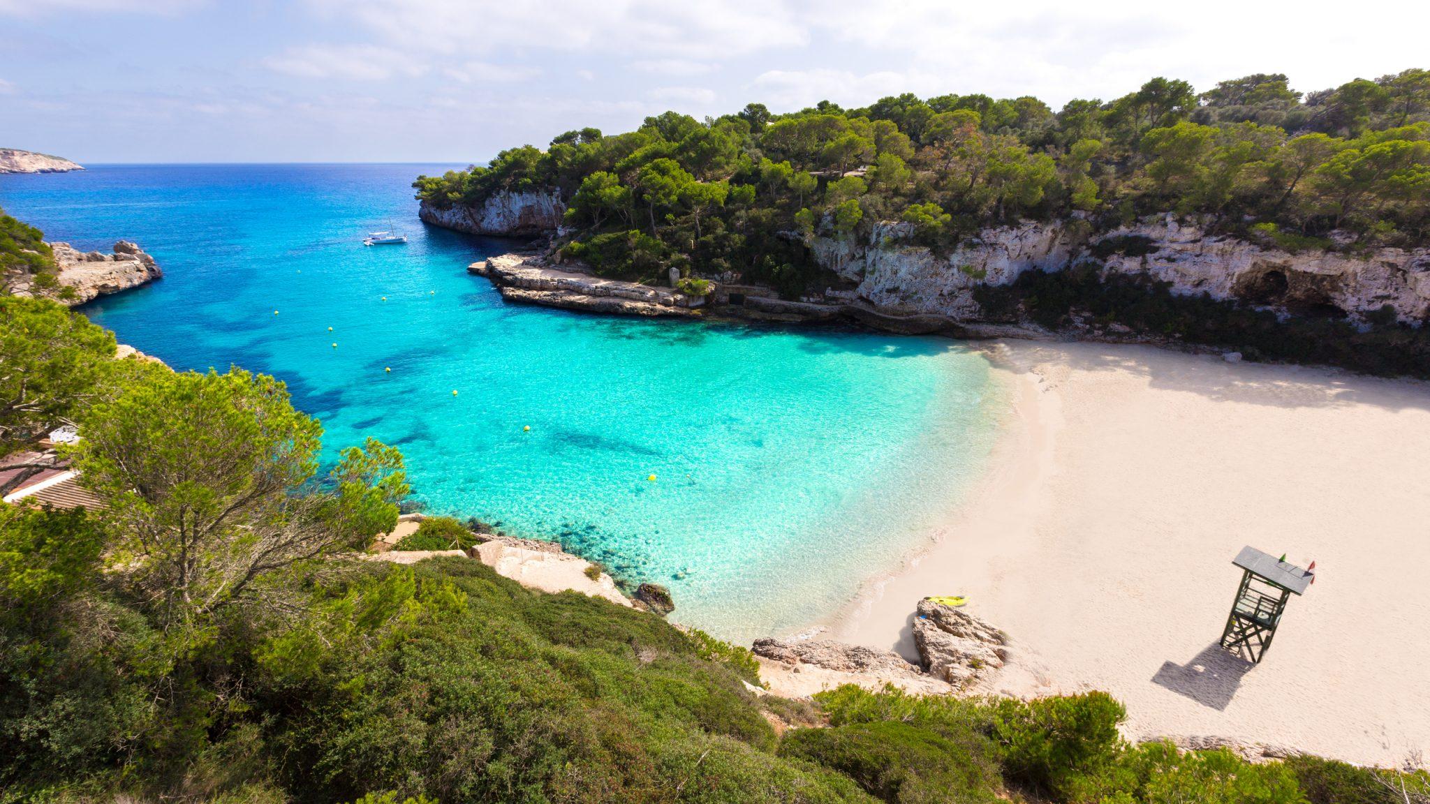 Crociera alle Baleari: 5 spiagge da visitare nel tuo scalo a Palma di Maiorca