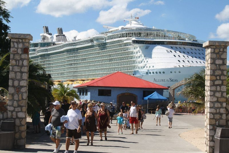 allure of the seas alla spezia