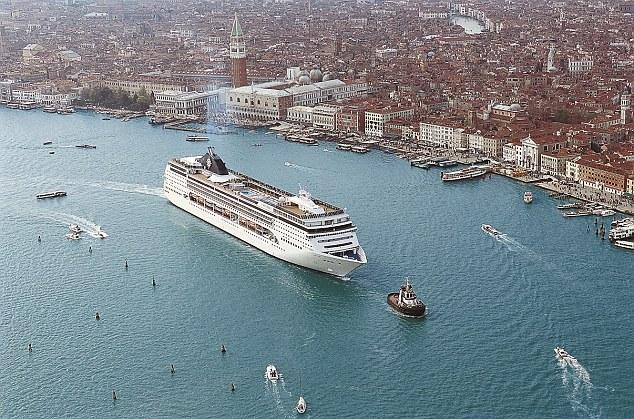 msc opera venezia