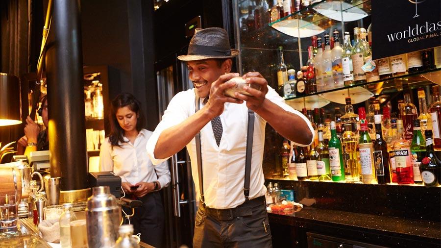 wprld class bartenders