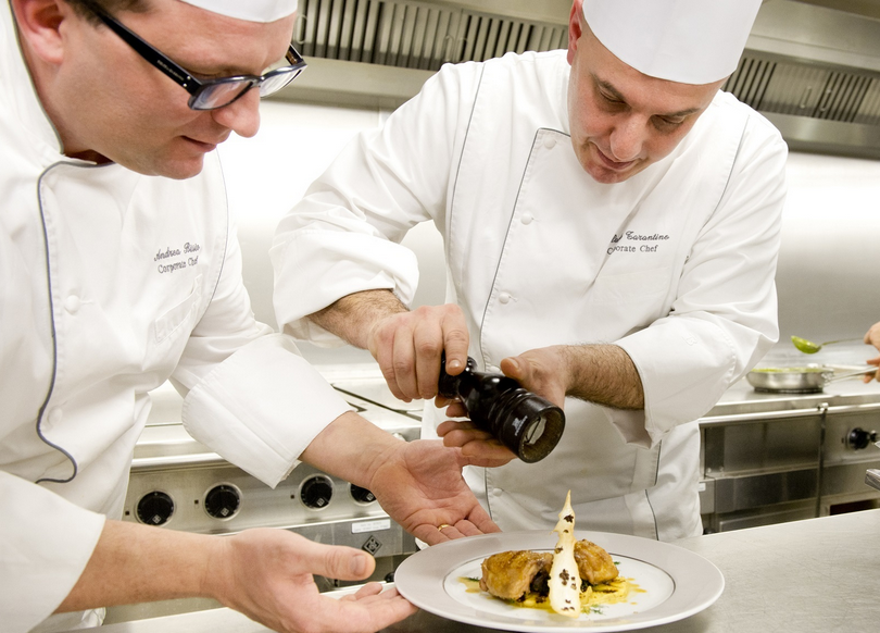 msc crociere chef