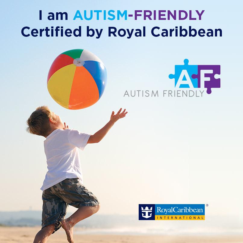 Autism on the seas celebrity