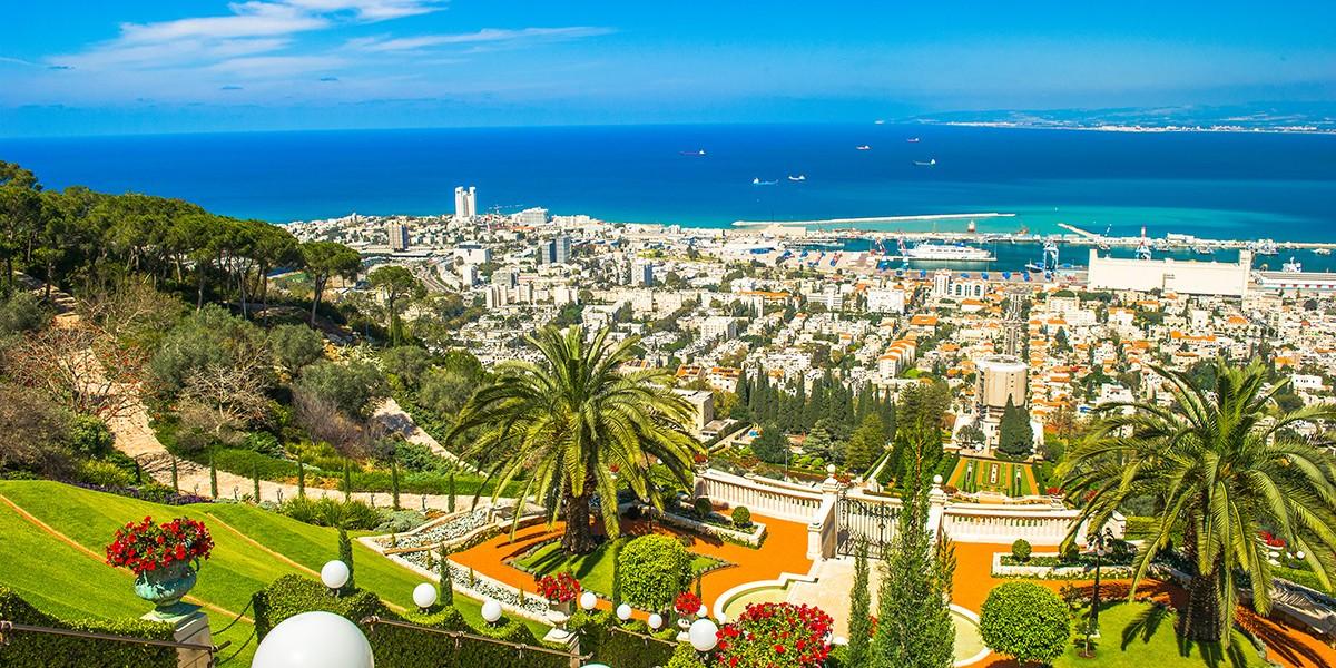 haifa in crociera