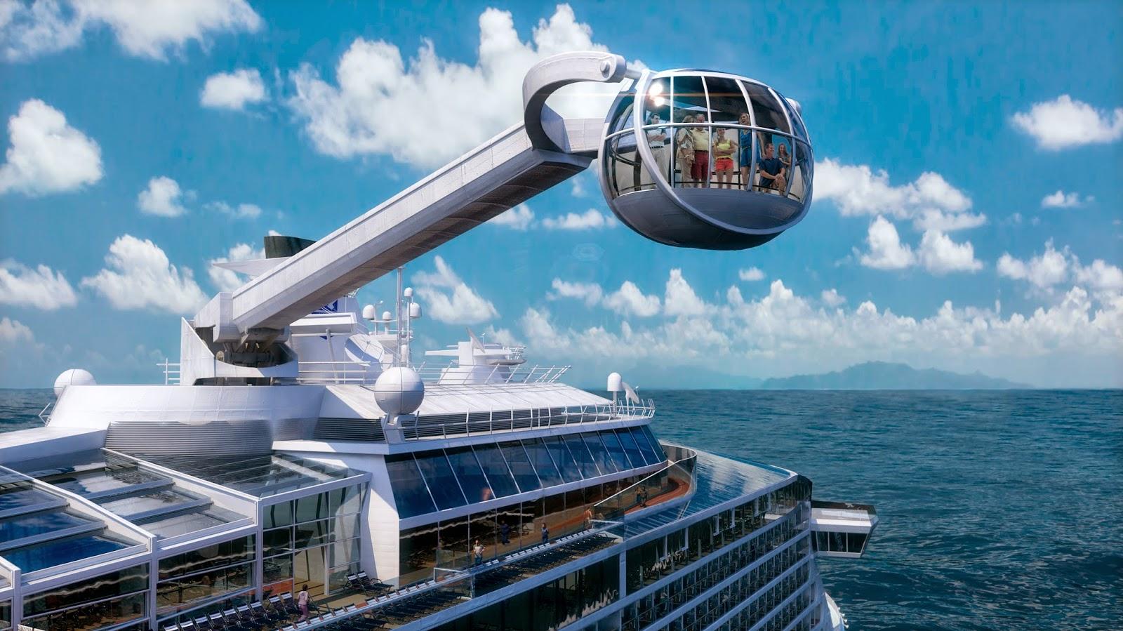 Royal Caribbean annuncia la quinta nave della Classe Quantum