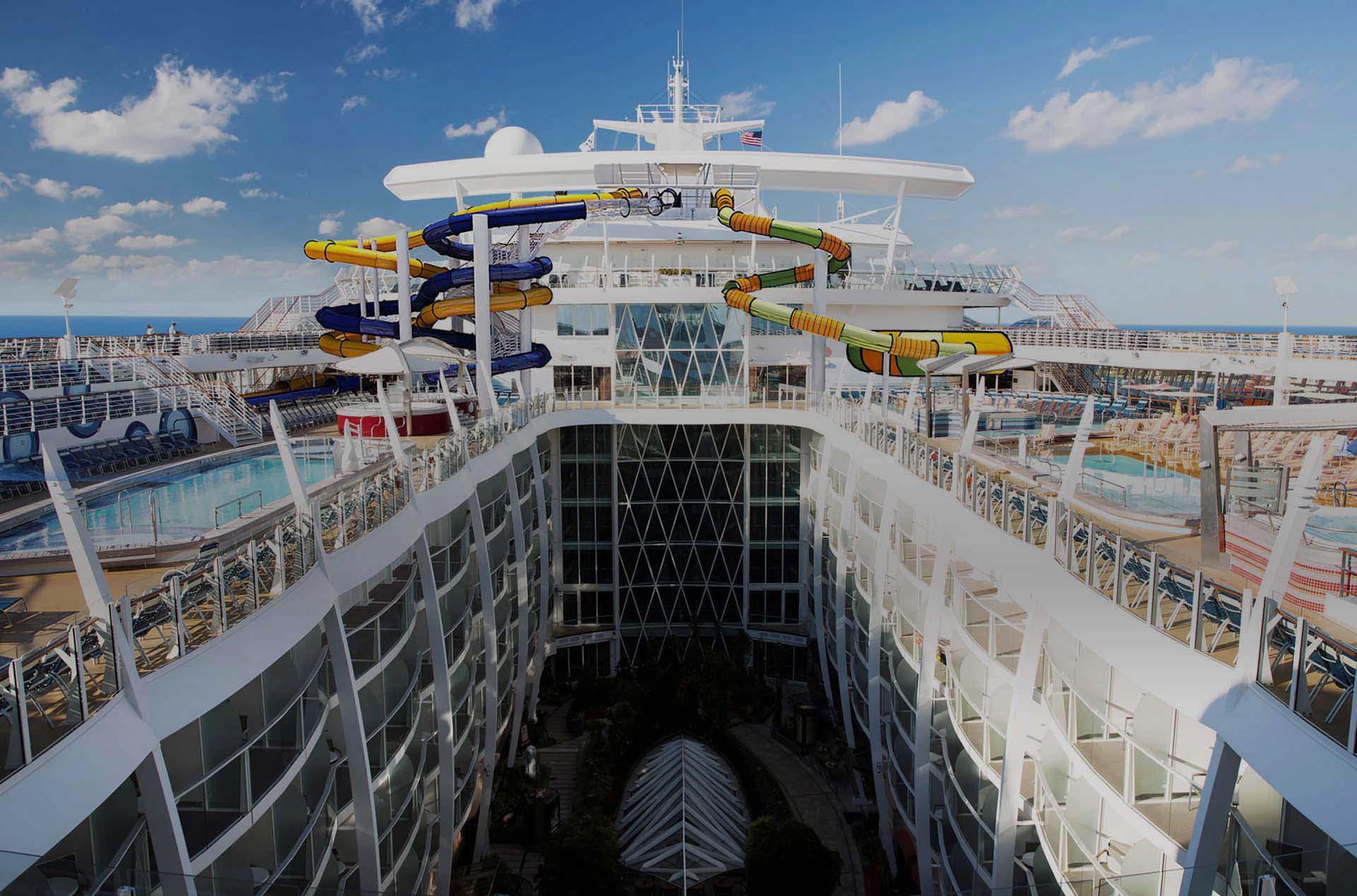 Harmony of the Seas prossima al debutto: ecco le ultime novità