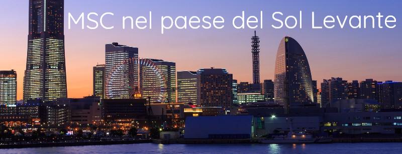 Da Dubai a Yokohama tutte le tappe del Grand Voyage MSC
