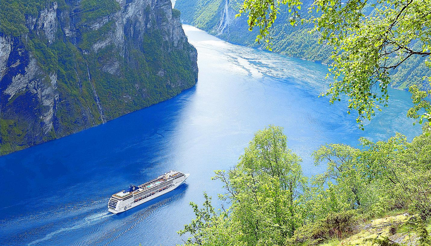 Rinfresca le tue vacanze con una crociera estiva in Nord Europa
