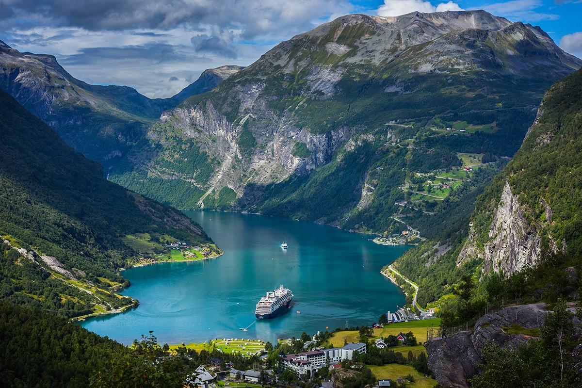 Un'avventura da sogno: una crociera in Nord Europa!