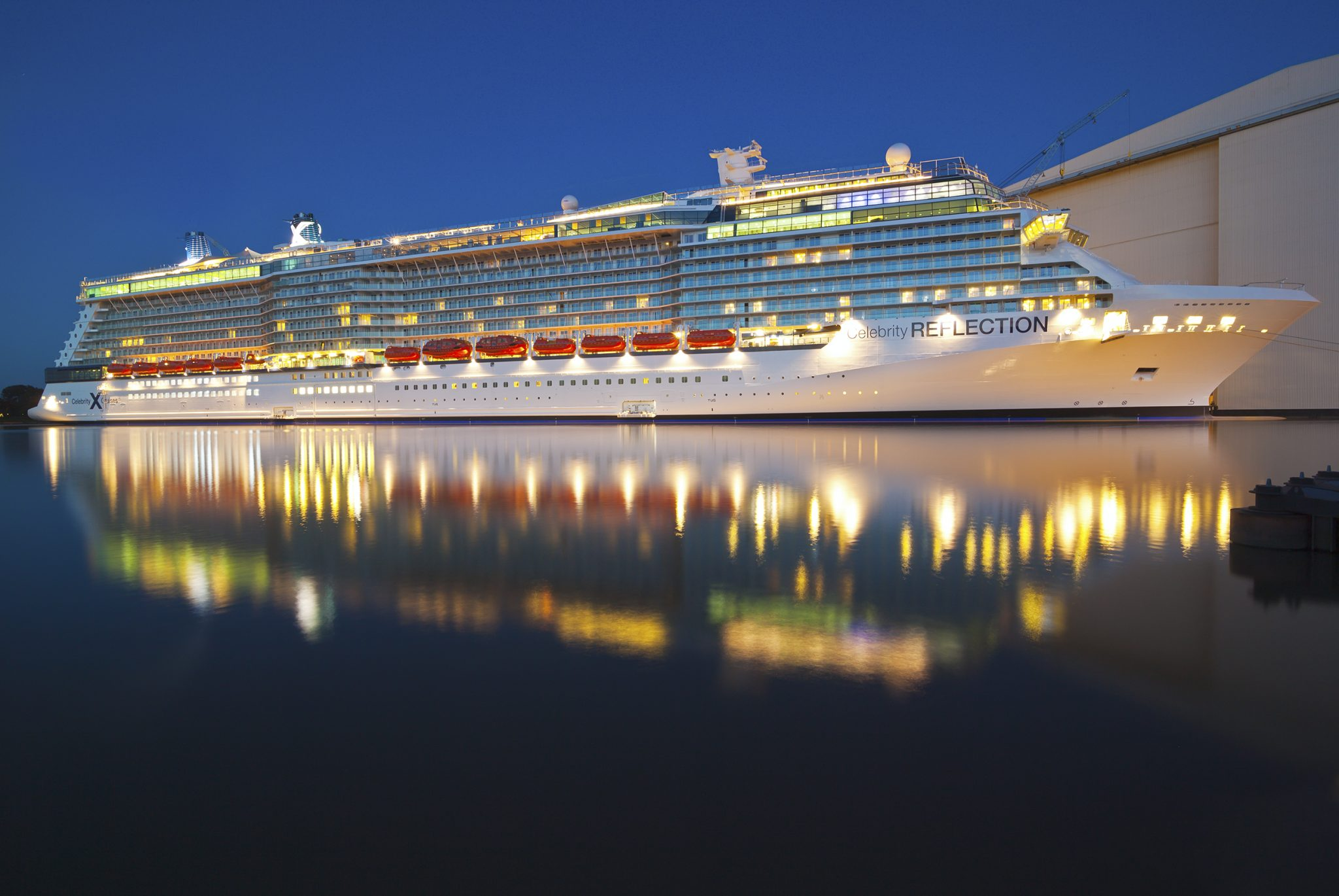 La tua crociera a bordo di Celebrity Reflection