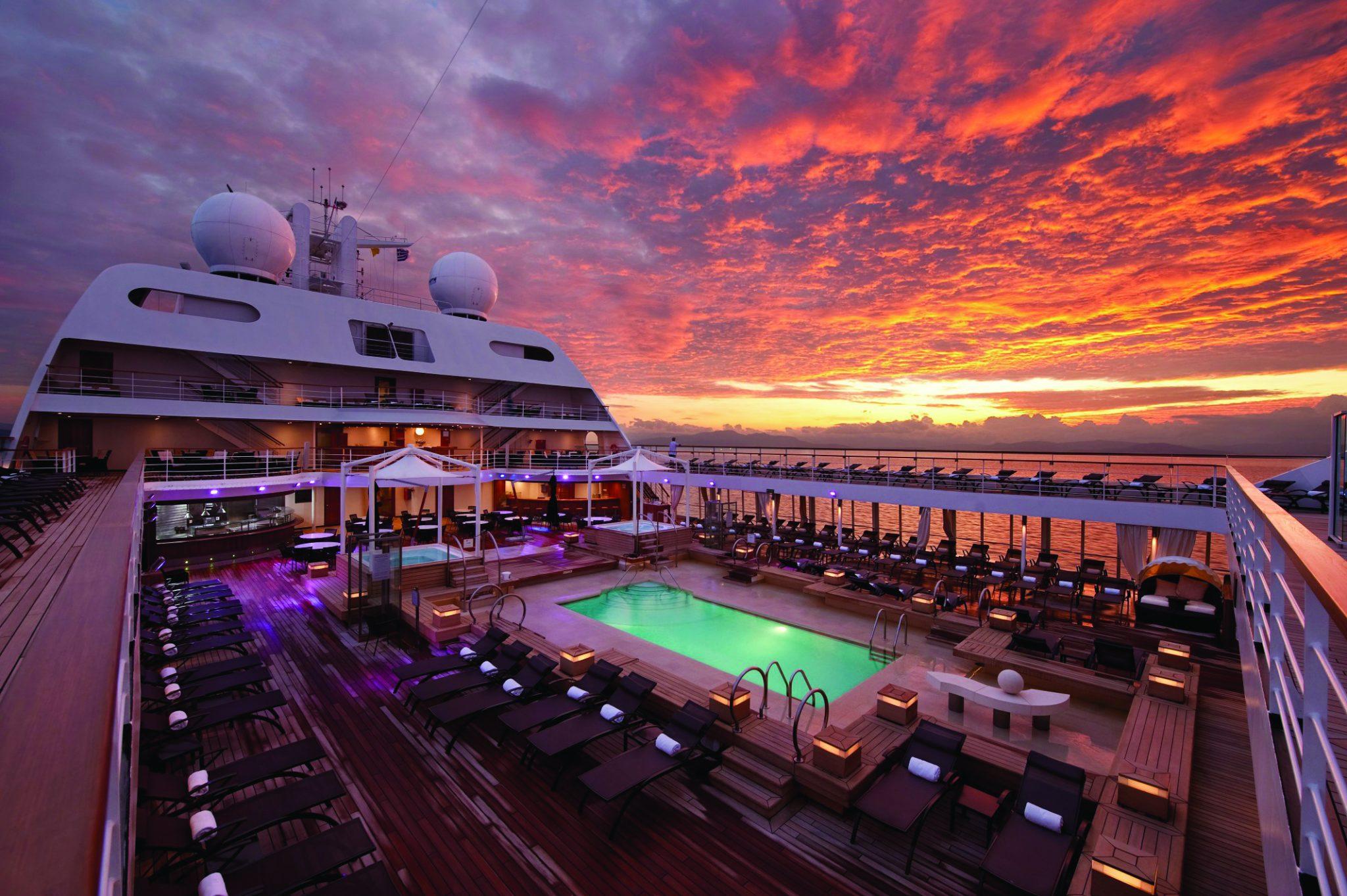 Il meglio per la tua estate. L'offerta luxury di crociere 2017