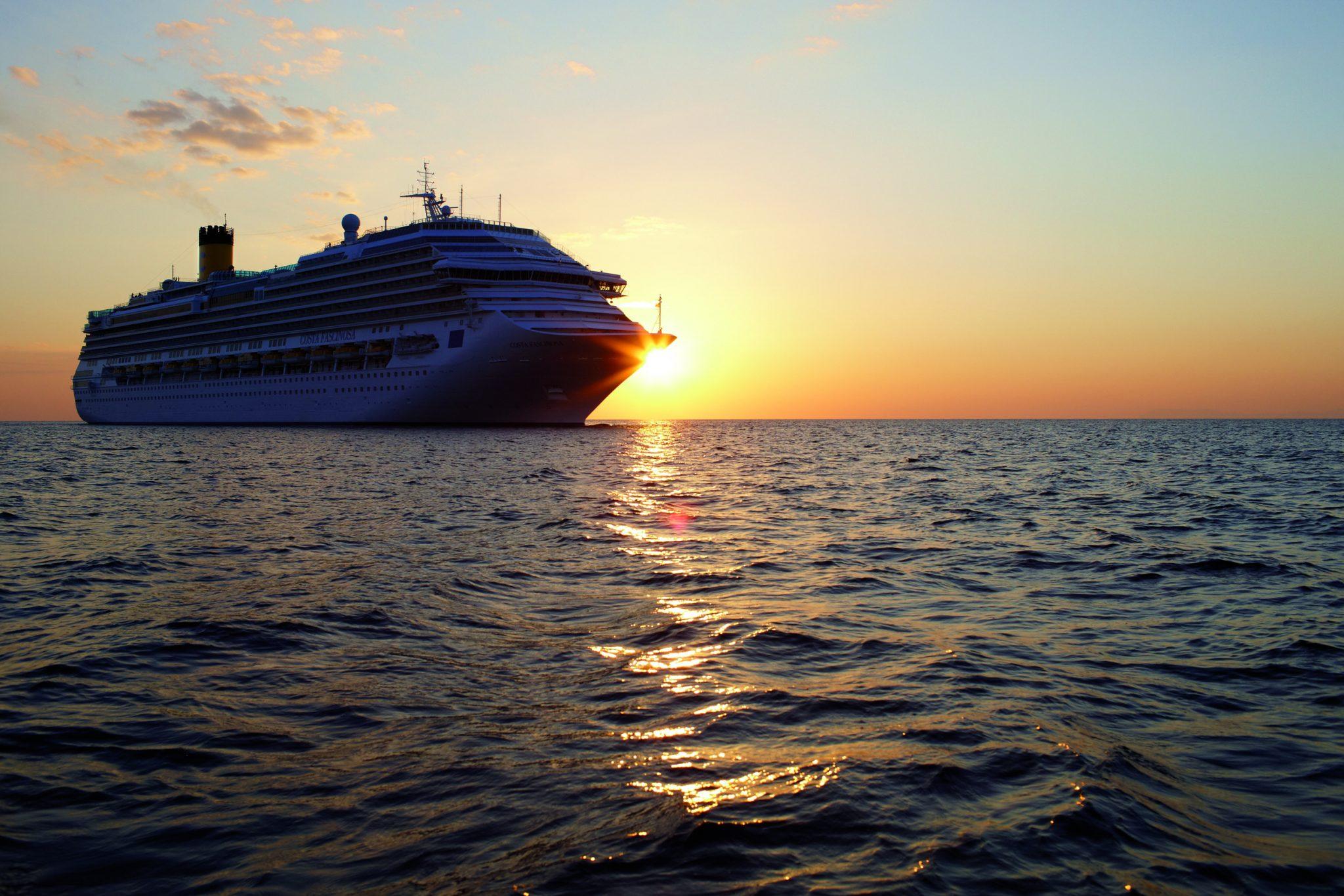 Crociera Costa Fascinosa. La nave VIP