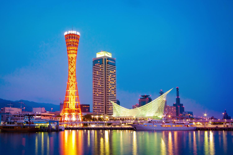 Crociera Giappone. Lo scalo di Kobe