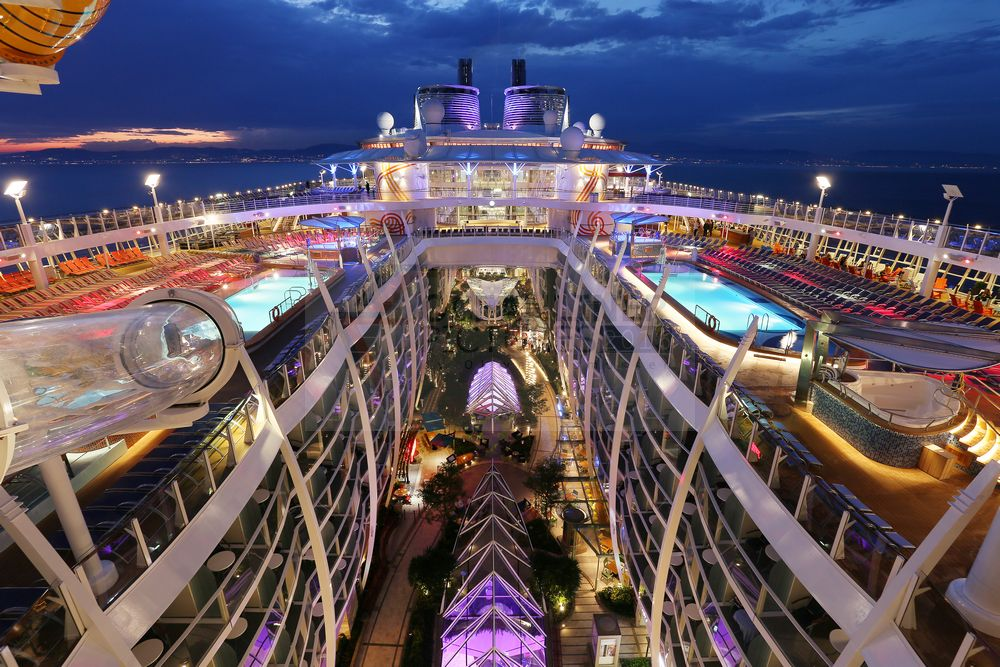 Symphony of the Seas. L'enorme sinfonia del 2018