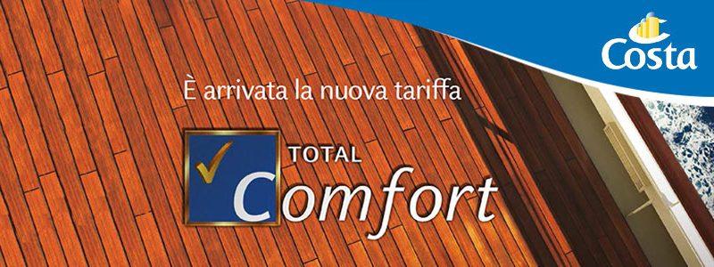 total comfort costa crociere
