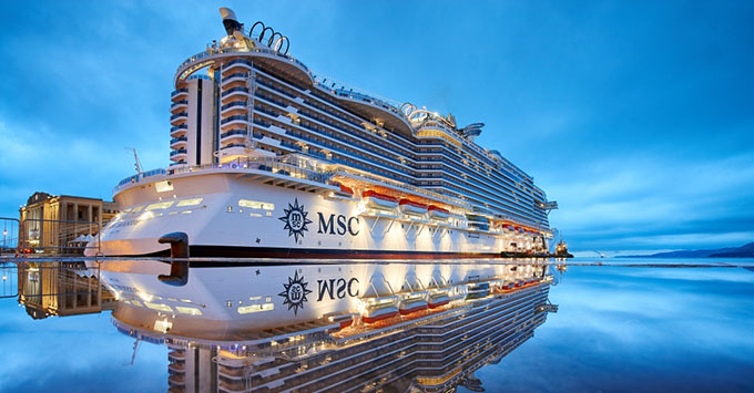 MSC Seaside. In arrivo la