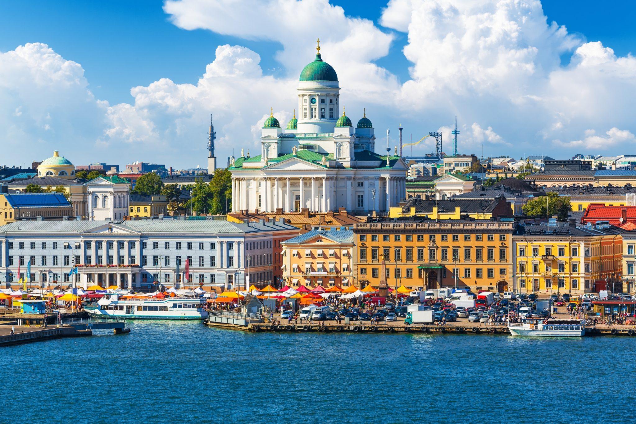 Crociera capitali baltiche. Un sogno da realizzare