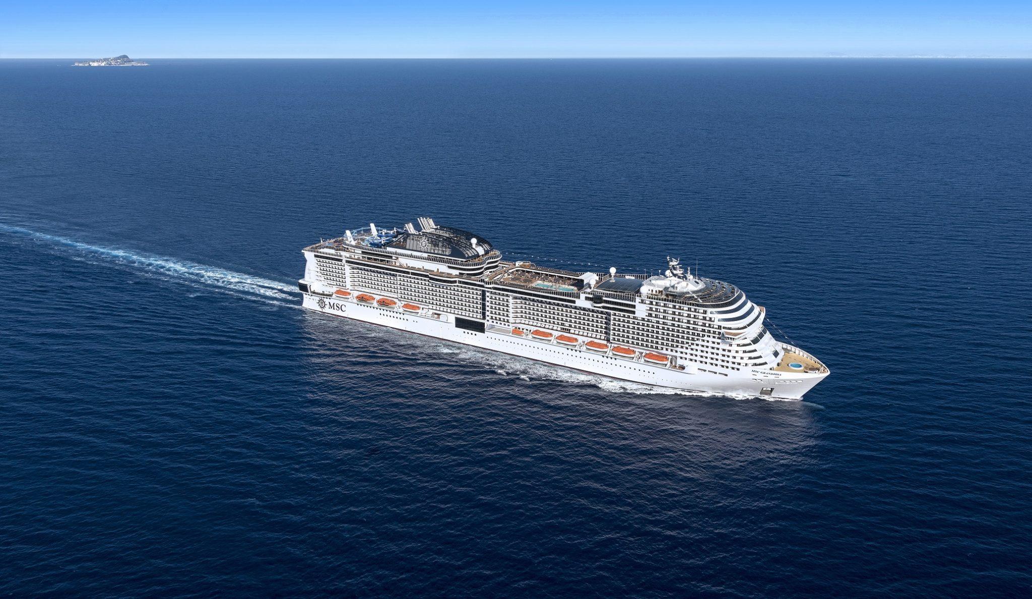 MSC Grandiosa. In arrivo la mega-nave di nuova generazione targata MSC