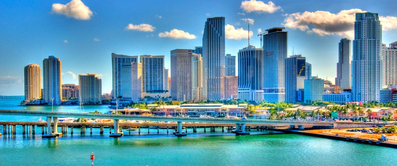 Miami. Il porto di partenza della tua crociera ai Caraibi