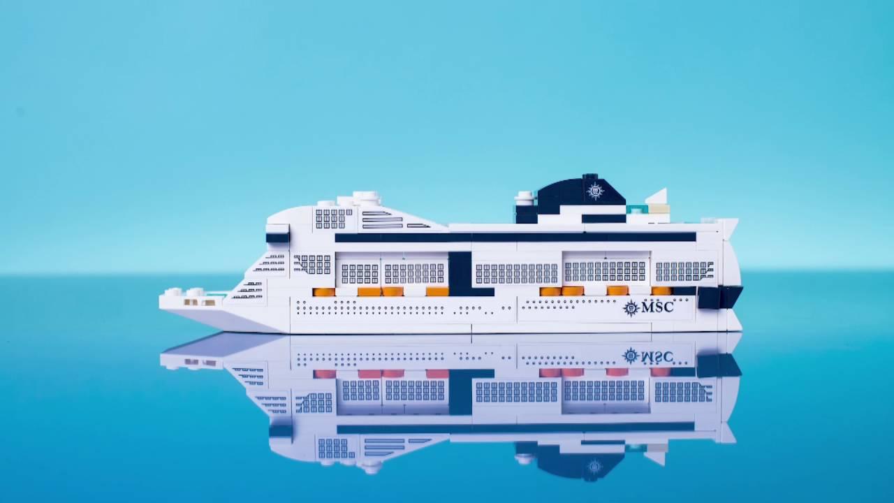 MSC Seaview. La migliore nave da crociera per bambini