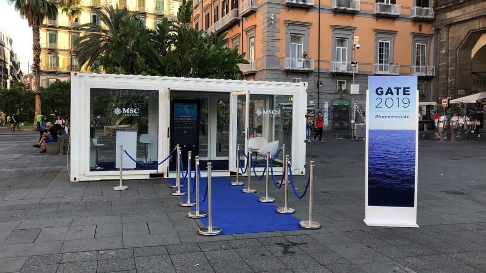 Da Milano A Napoli, la campagna #FOREVERESTATE MSC ha fatto felici molti clienti.