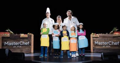MasterChef Junior at Sea: divertimento in crociera per i bambini