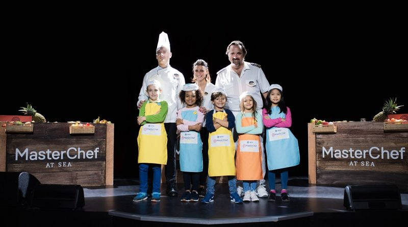 MasterChef Junior at Sea: divertimento in crociera per i bambini