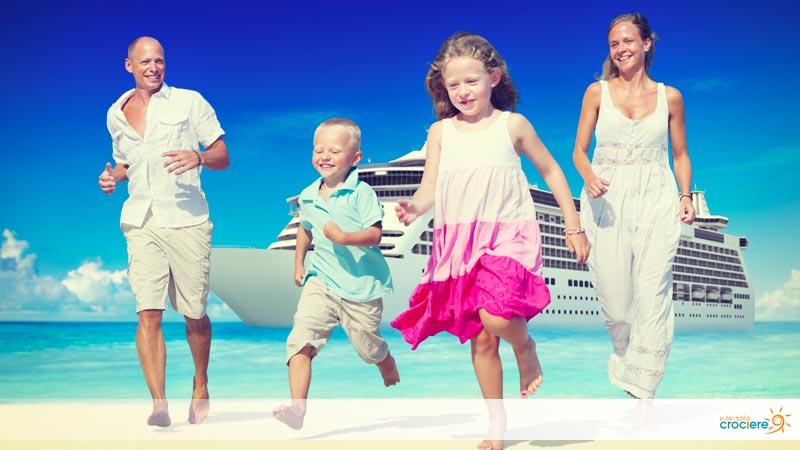Crociera con bambini: tutto quello che devi sapere per una vacanza perfetta