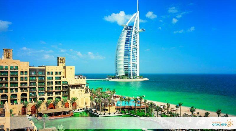 Crociera negli Emirati Arabi, un viaggio nel lusso del deserto