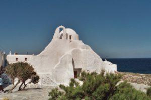 chiesa panagia paraportiani mykonos