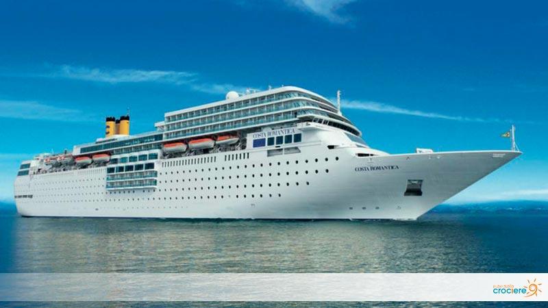 Costa neoRomantica: la nave per la tua crociera di lusso