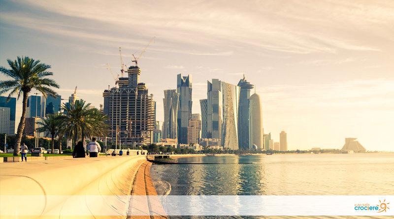 Crociera negli Emirati Arabi: nuovo porto di imbarco con MSC Bellissima