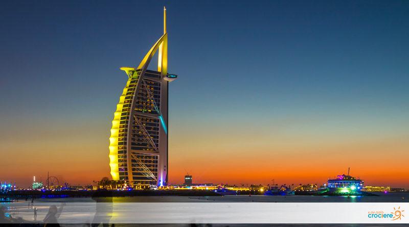 Crociere Emirati Arabi: in aumento le prenotazioni per il 2020