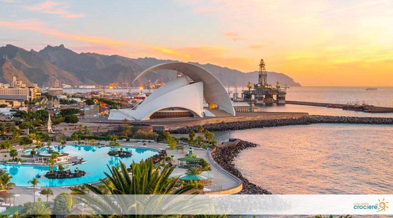 Tenerife, la meta ideale per le tua crociera d'inverno