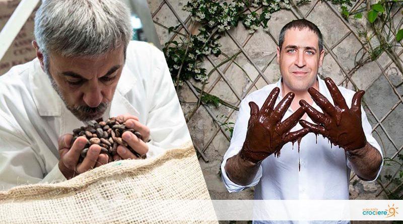 Crociera nel Mediterraneo: un tuffo nel cioccolato!
