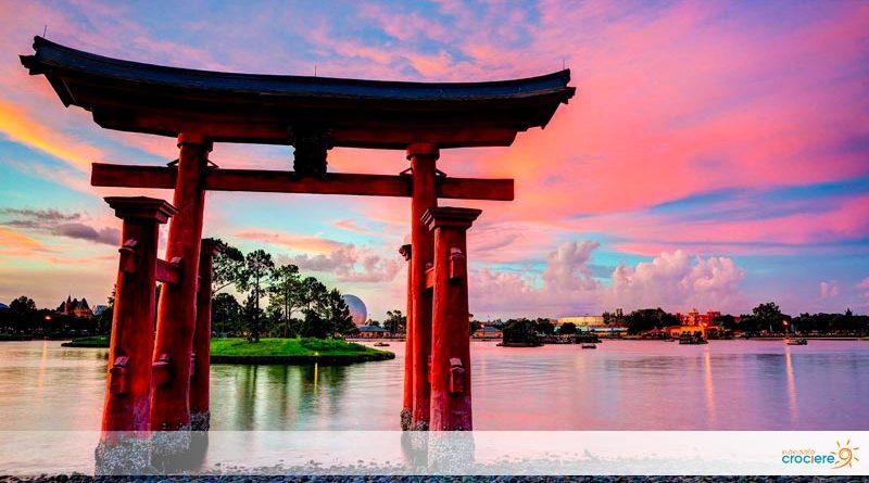Giappone in crociera: parti alla scoperta dell'Estremo Oriente