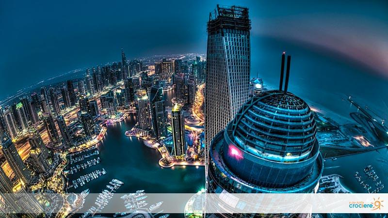 """Dubai, 5 buoni motivi per visitare la città da """"mille e una notte"""" se parti in crociera"""