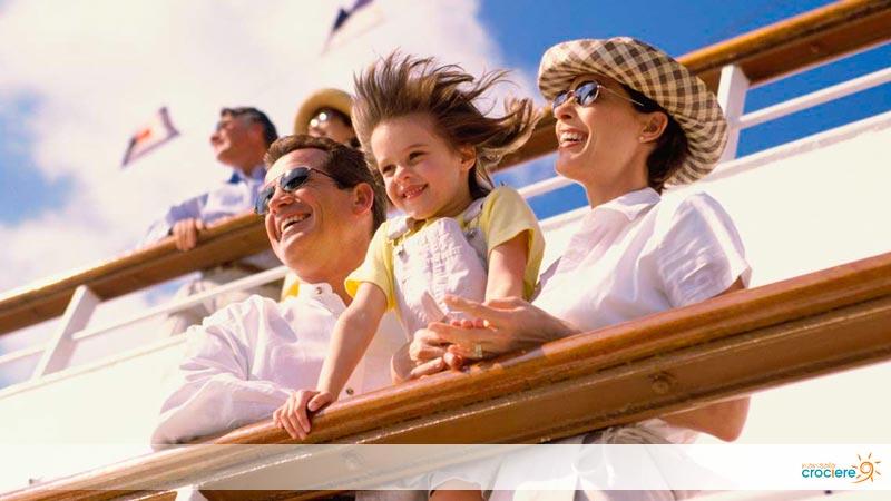 Crociera con famiglia: la vacanza ideale per tutti