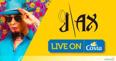 J-Ax: un concerto a bordo di Costa Magica