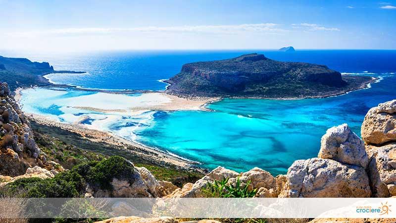 Creta: una crociera nel Mediterraneo tra miti e leggende
