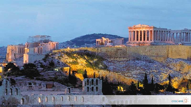 Atene: alla scoperta della città dove tutto iniziò